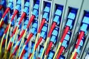 Glasfaser-Leitung M-Net in München