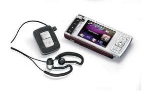 Headset Nokia N95