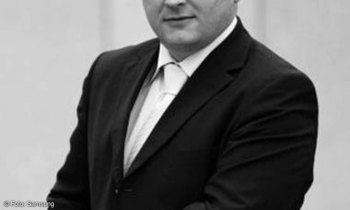 Martin Börner, Head of Sales Wireless Communication, Samsung