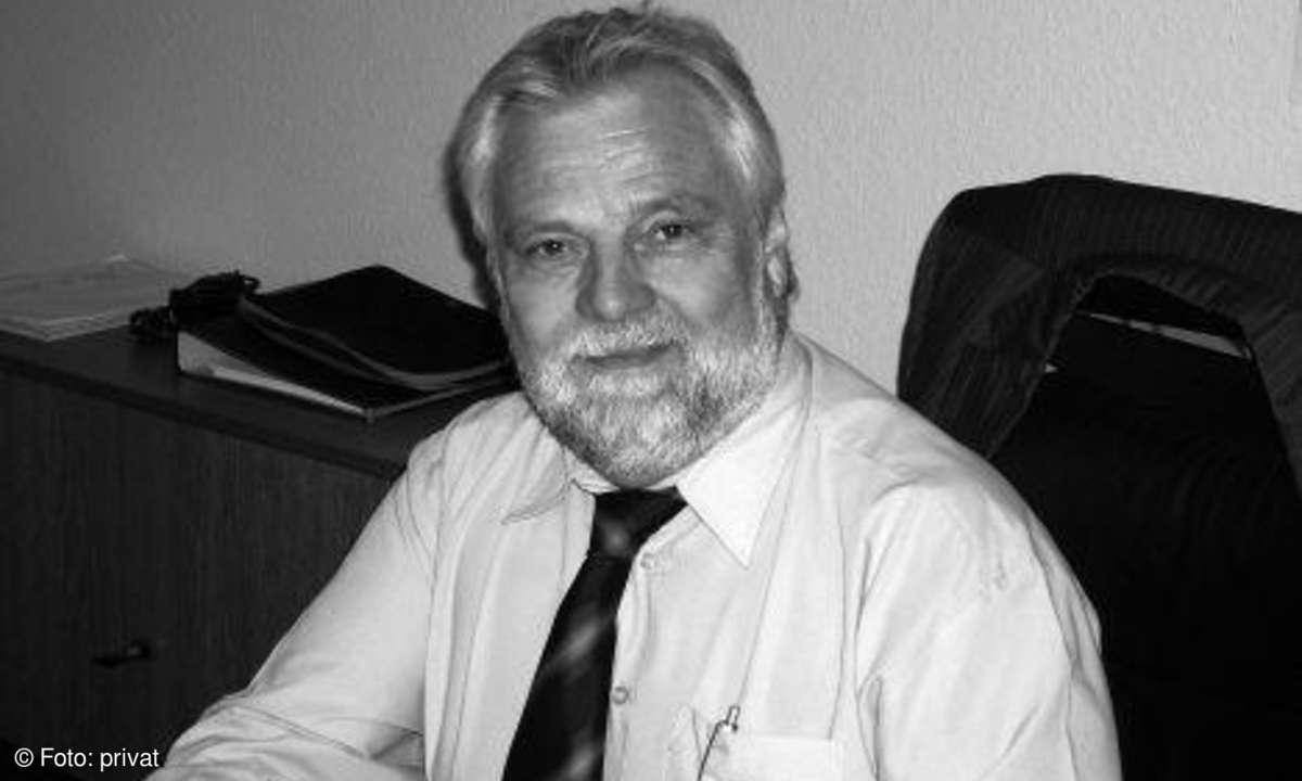 Reinhold Tritschler, Direktor Business Development und Vertriebsleiter Blom Deutschland