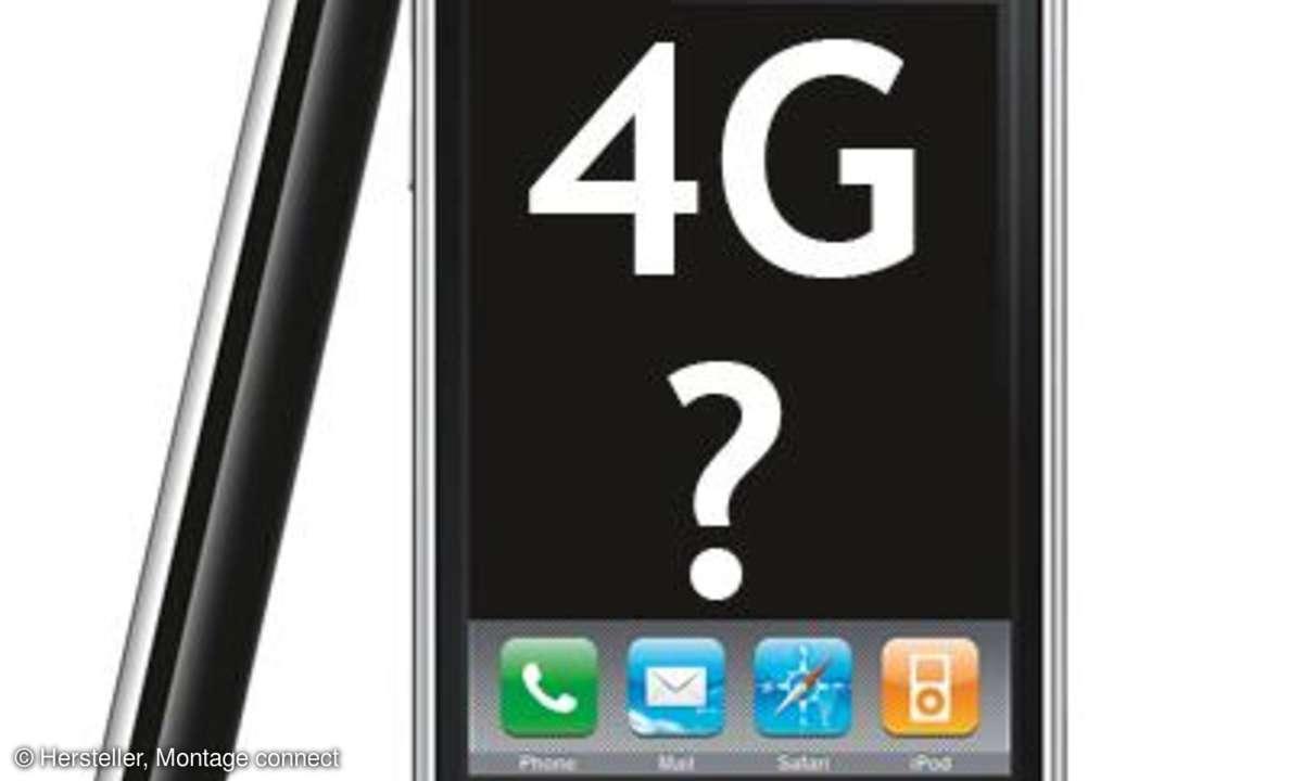 VoLTE: 4G-Netze zum Telefonieren