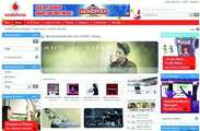 Musikshop im Internet