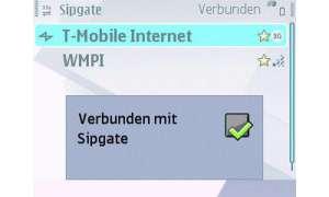 Nokia VoIP-Client