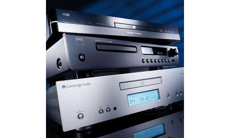 Vergleichstest: CD-Player von Cambidge, Harmann und NAD ...