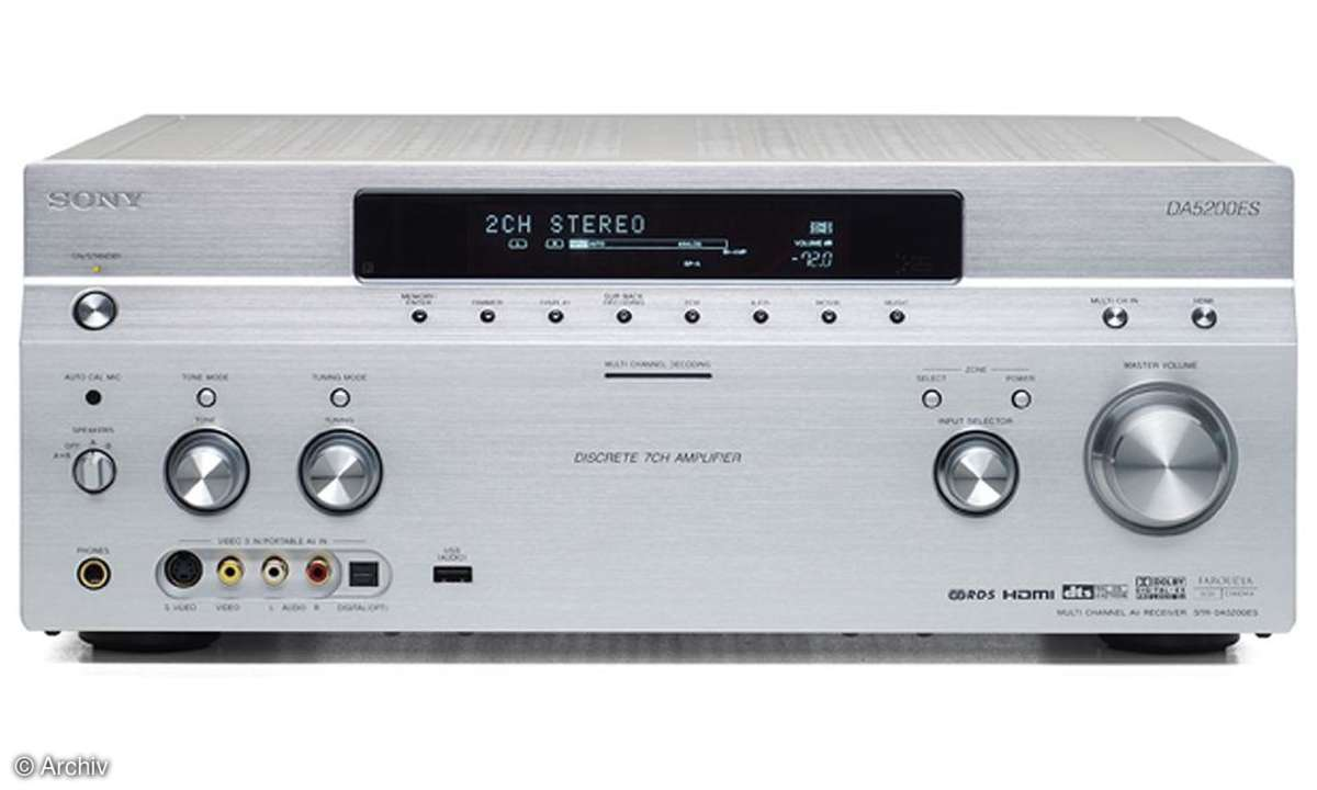 Sony STR DA 5200 ES