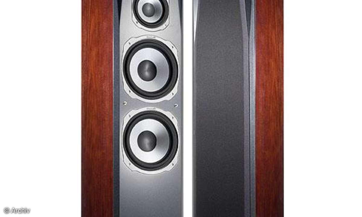 Lautsprecher Quadral Platinum Ultra 9