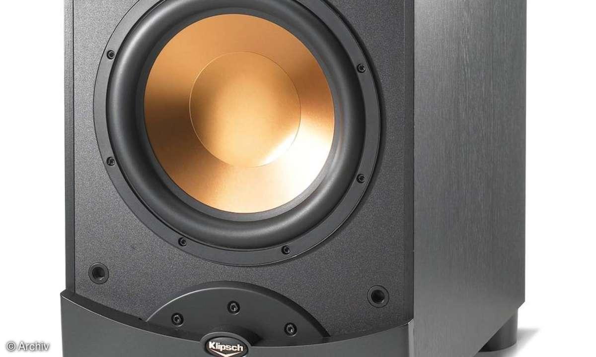 Lautsprecher Klipsch RW 10 D