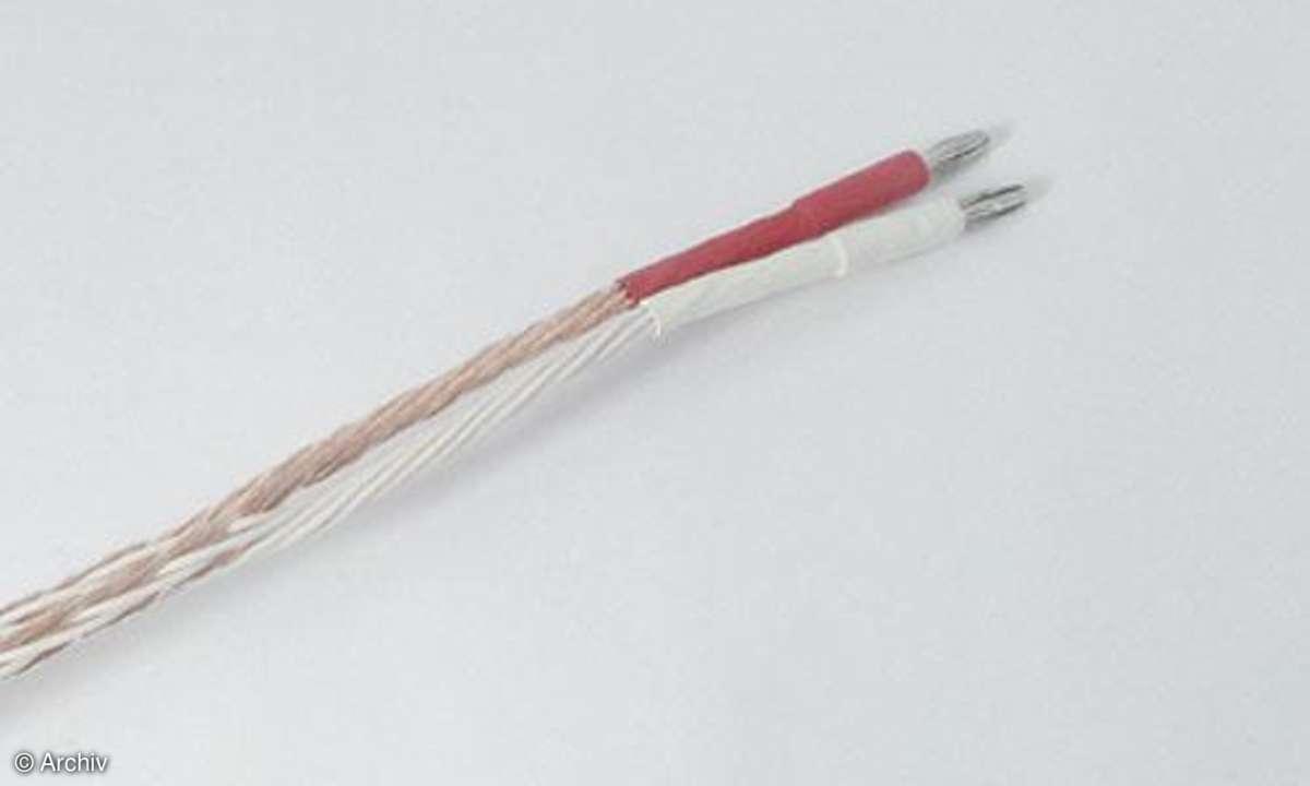 Lautsprecher-Kabel Kimber Kable 8 TC White/Clear