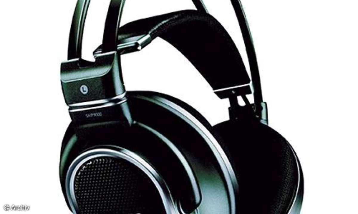 Kopfhörer Philips SHP 9000