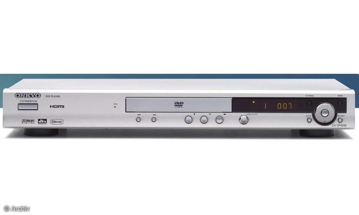 DVD-Player Onkyo DV SP 404