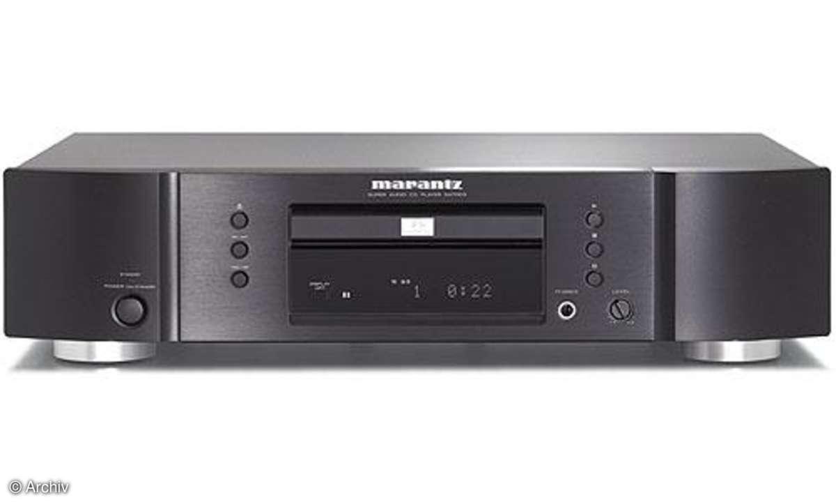 CD/SACD-Spieler Marantz SA 7003
