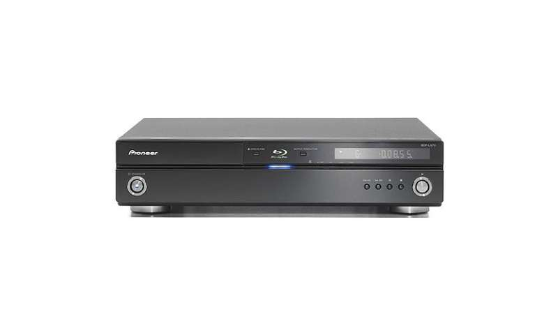 blue ray player pioneer bdp lx 70 a connect. Black Bedroom Furniture Sets. Home Design Ideas