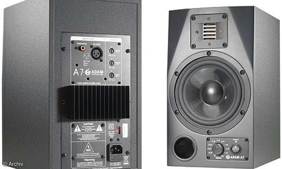 Lautsprecher ADAM A 7