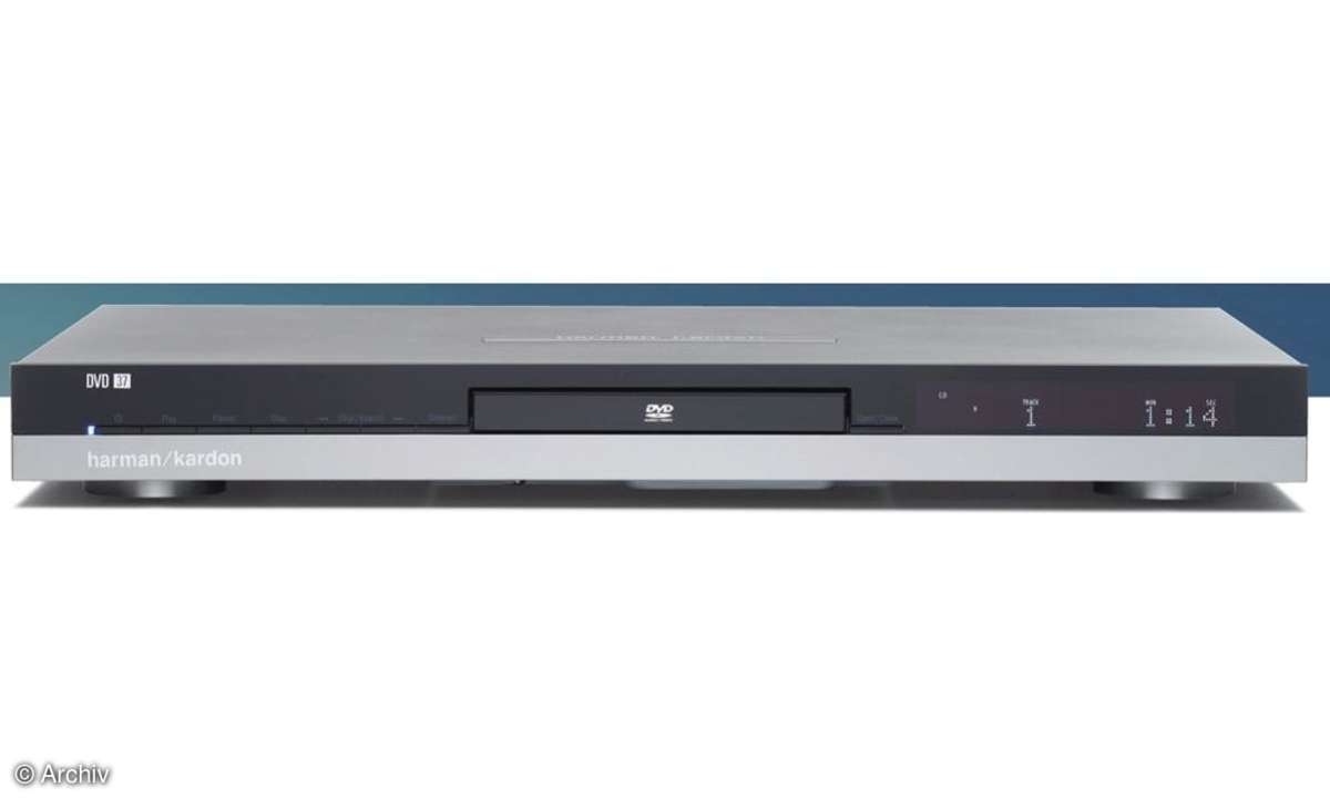 DVD-Player Harman/Kardon DVD 35
