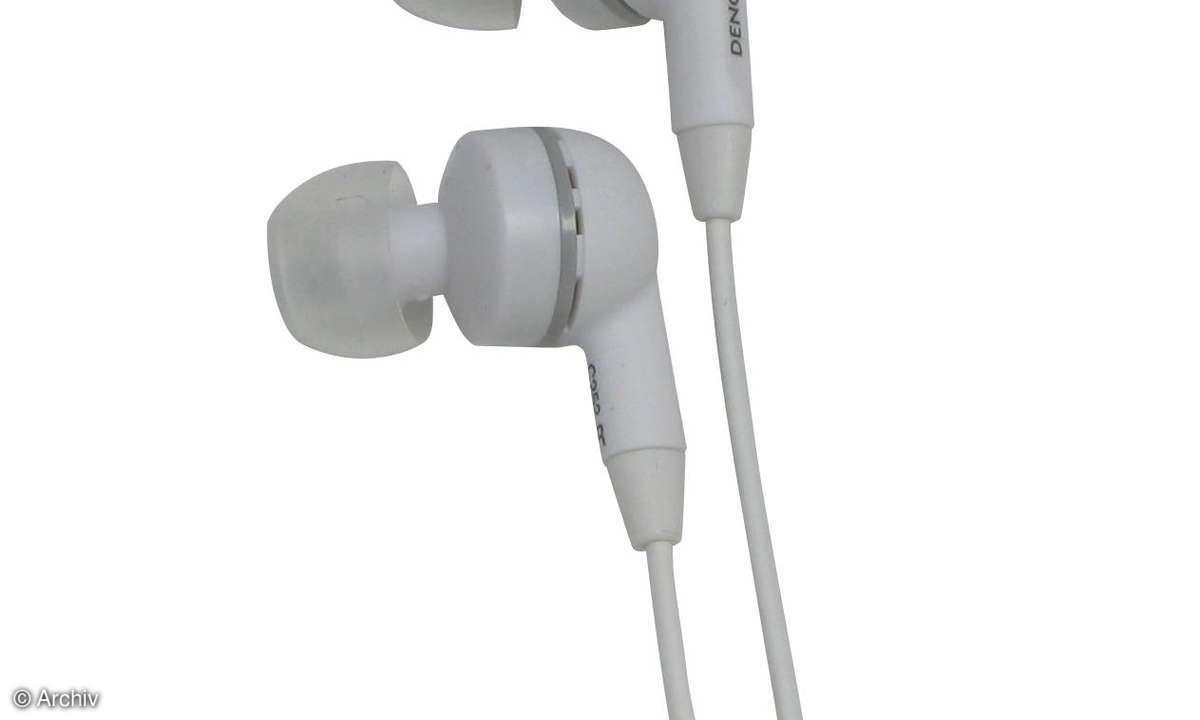 In-Ear-Hörer Denon AH C 252