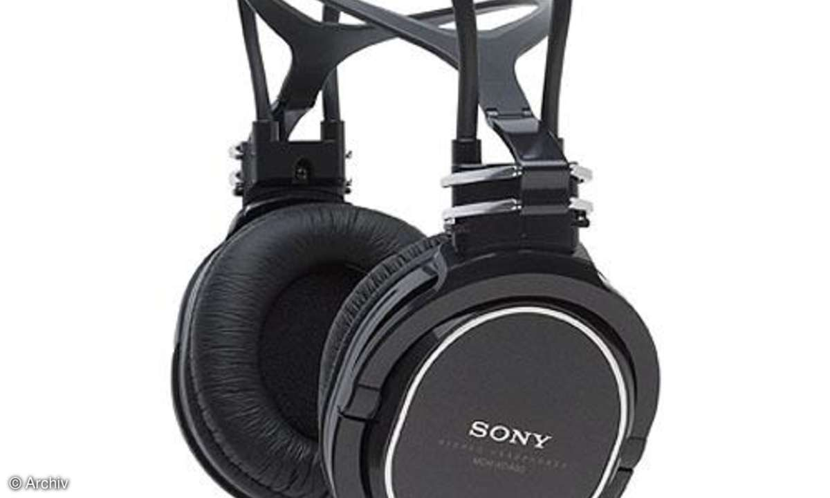 Kopfhörer Sony MDR XD 400