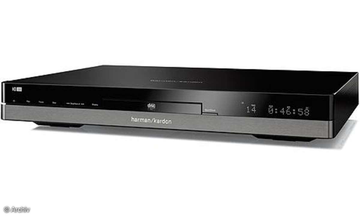 CD-Spieler Harman HD 990