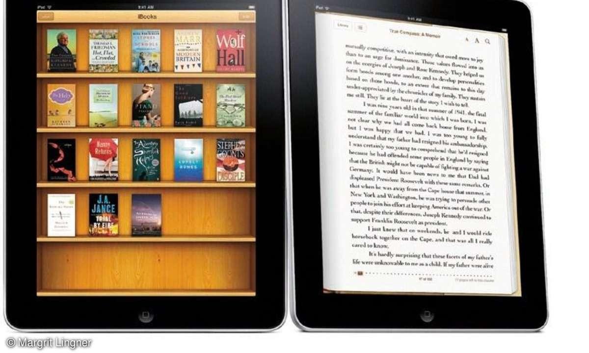 iPad Tabletrechner