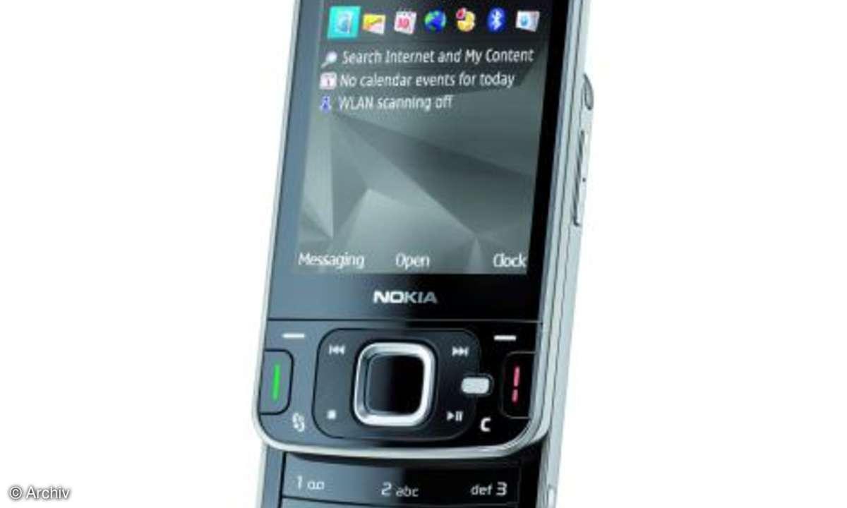 Testbericht Nokia N96