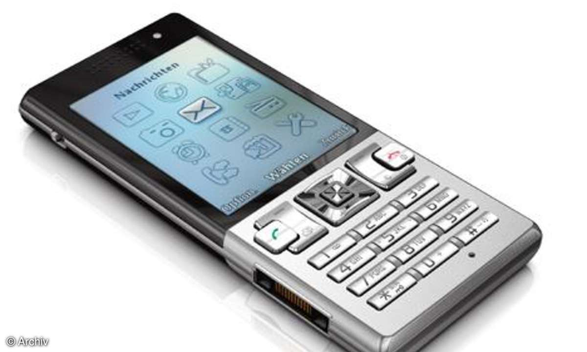 Testbericht Sony Ericsson T700