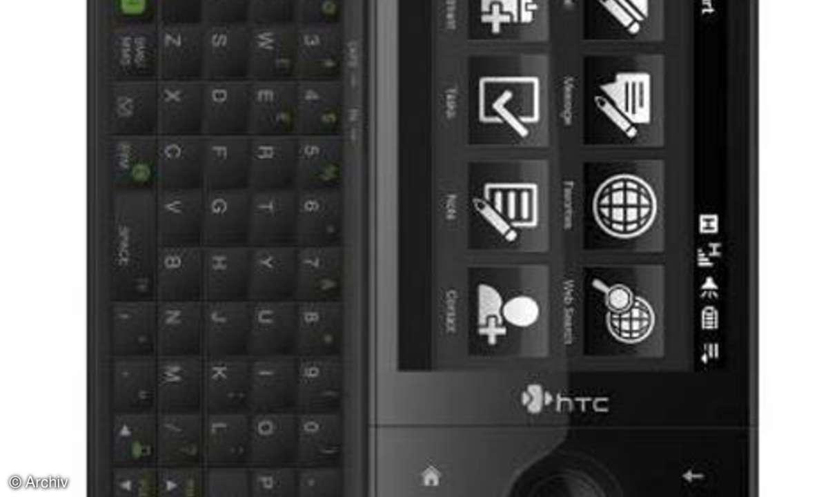 Testbericht HTC Touch Pro