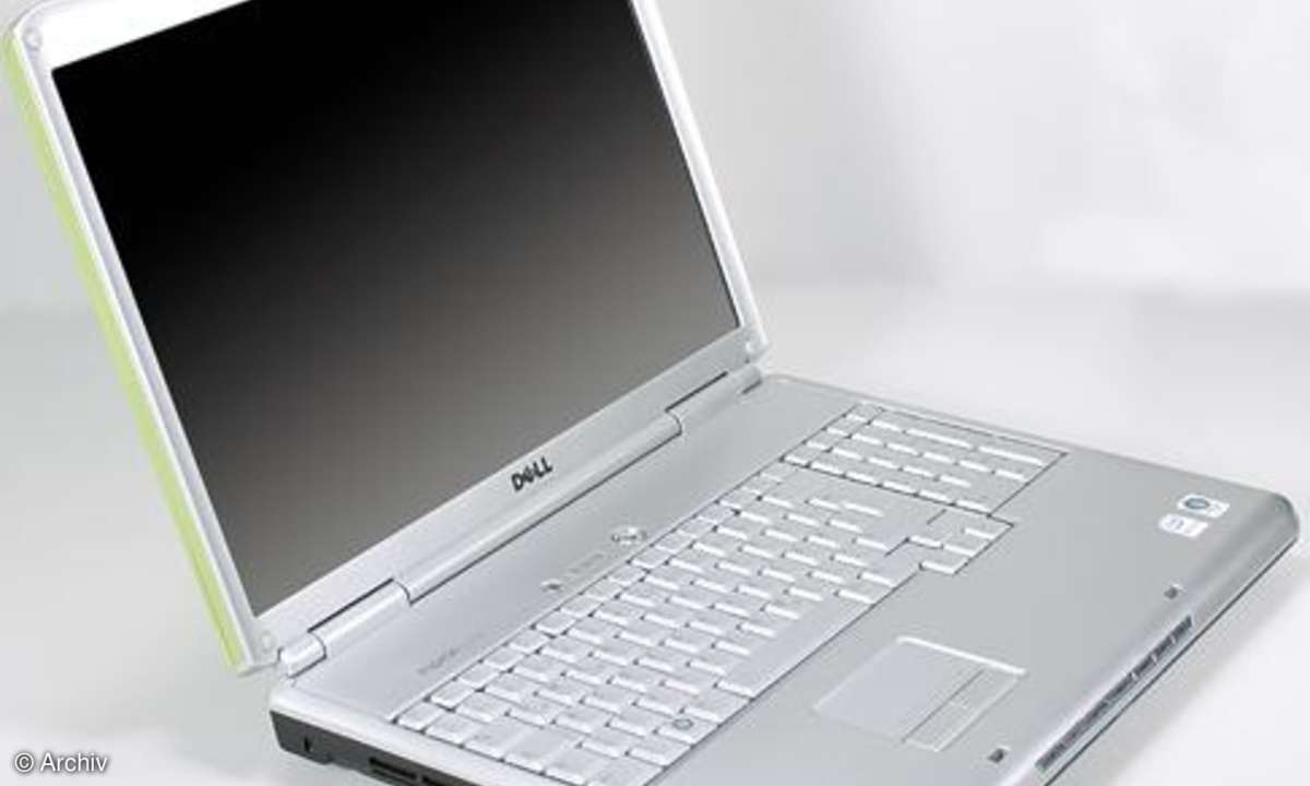 Dell Inspiron 1720 PP22X