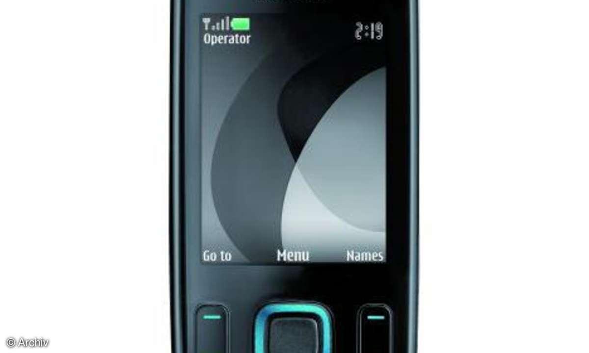 Testbericht Nokia 6600 Slide
