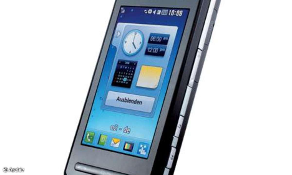 LG KB770