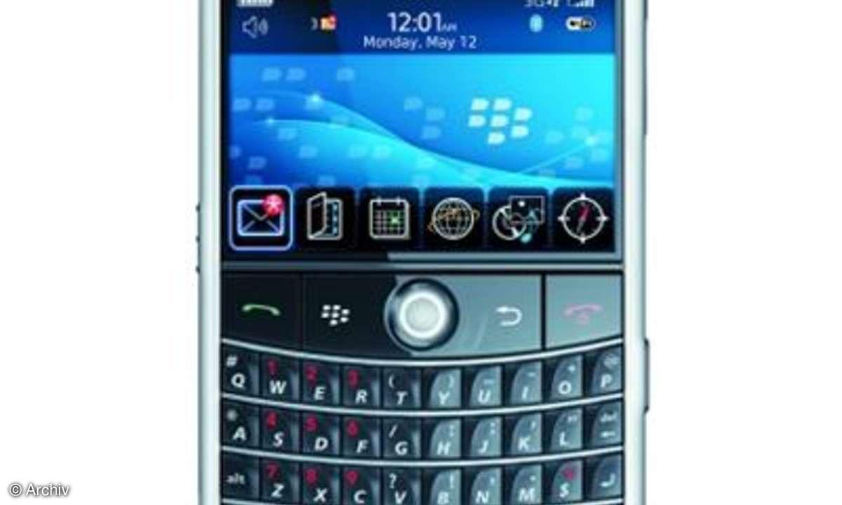 Testbericht RIM Blackberry Bold