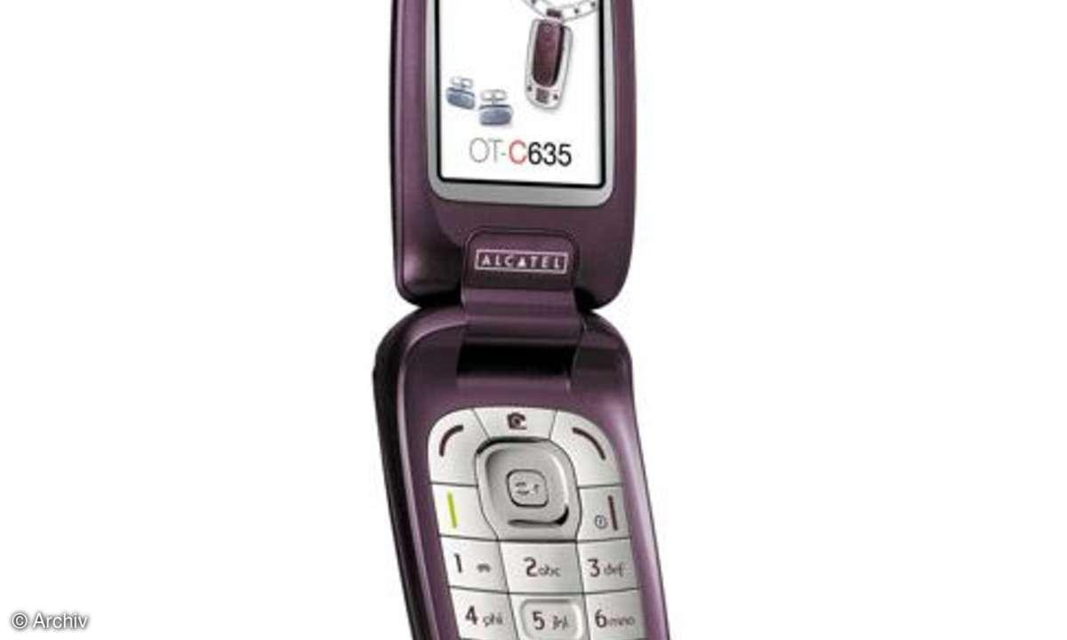 Alcatel OT-C635