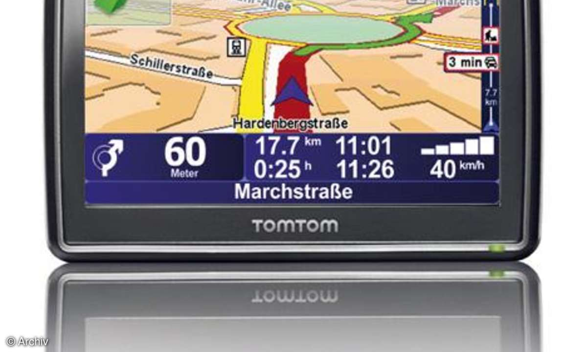 TomTom Go 730T