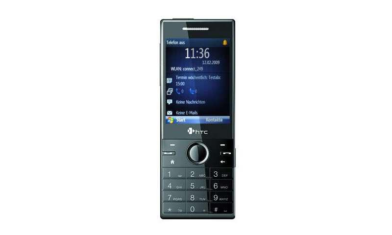 HTC S740 Rose im Test