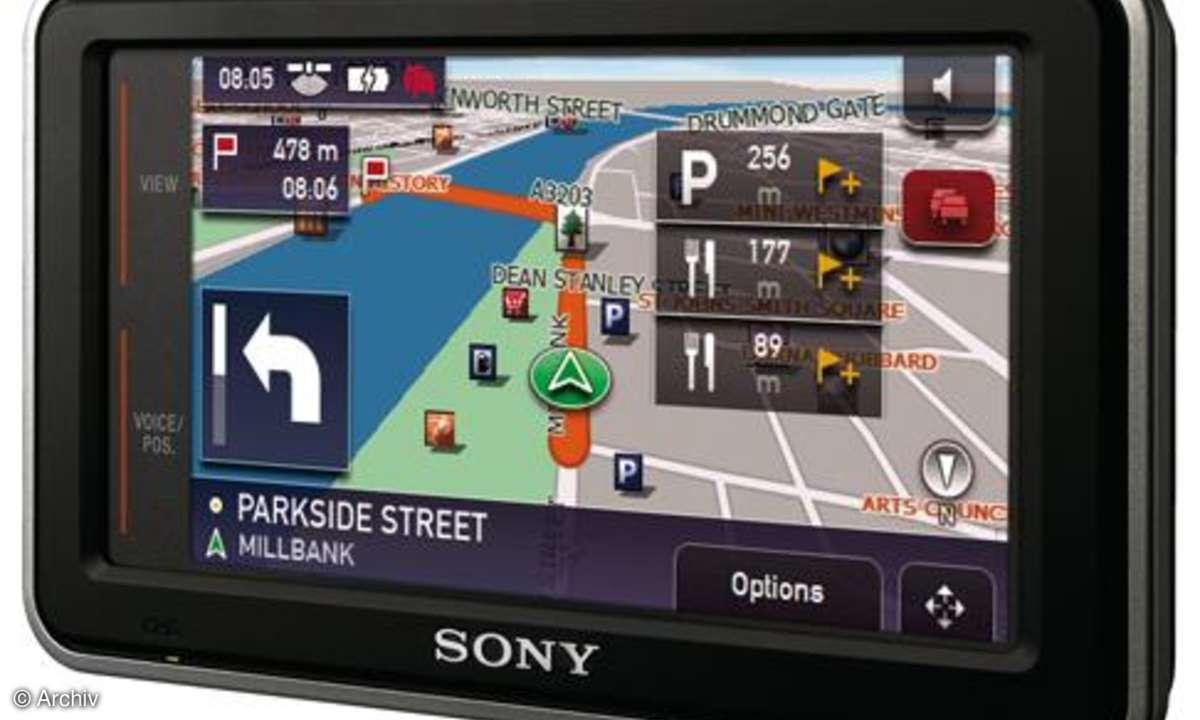 Sony NV-U73T
