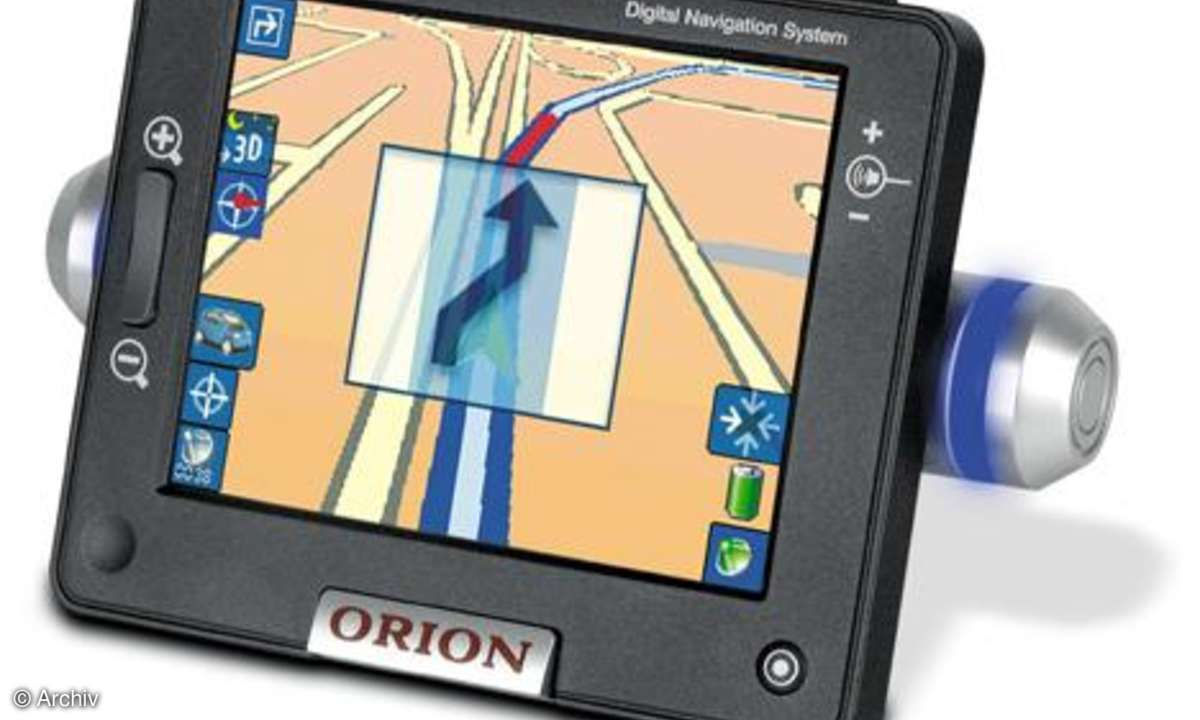 Testbericht Orion NV-355