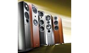 Vergleichstest Lautsprecher Canton GLE 470, Heco Metas 500, Jamo C 605, KEF iQ 50, Mission M 35i