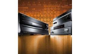 Vergleichstest AV-Receiver Onkyo TX SR 876, Sony STR DA 5400 ES, Yamaha RX V 3900