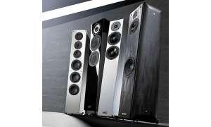 Vergleichstest Lautsprecher Audio Physic Sitara, Cabasse Egea 3, Nubert nuVero 11, Sonus Faber Toy Tower