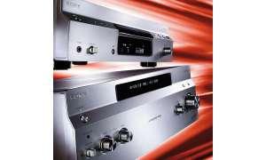 Sony SCD XA 1200 ES, Sony TA FA 1200 ES