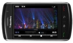 Blackberry Storm mit Touchscreen kostet fast 500 Euro