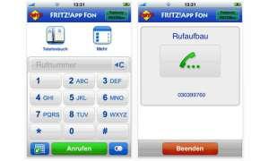 AVM Fritz!App Fon für iPhone