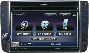 Kenwood DNX520VBT