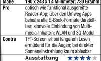 Praxistest iPad als E-Book-Reader