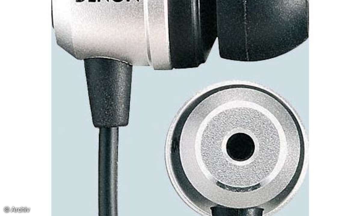 In-Ear-Hörer Denon AH C 551