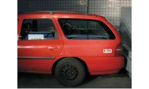 Der Ford Mondeo vor dem Test