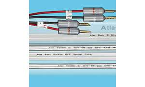 Lautsprecherkabel Atlas Cables