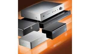 Vergleichstest Phono-Vorverstärker Moon LP 5.3 RS, Luxman E 200, Sutherland PH 3 D, Clearaudio Symphono+, Tom Evans Microgroove+