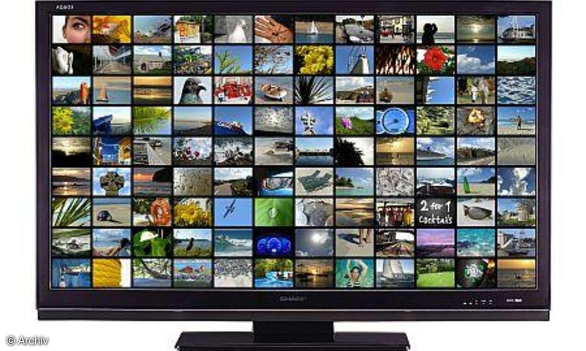 TV auf Abruf - Entertainment at Home - T-Home