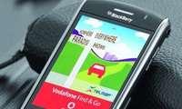 Blackberry Storm bei Vodafone Deutschland