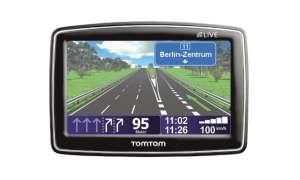 Tomtom XL Live IQ-Routes