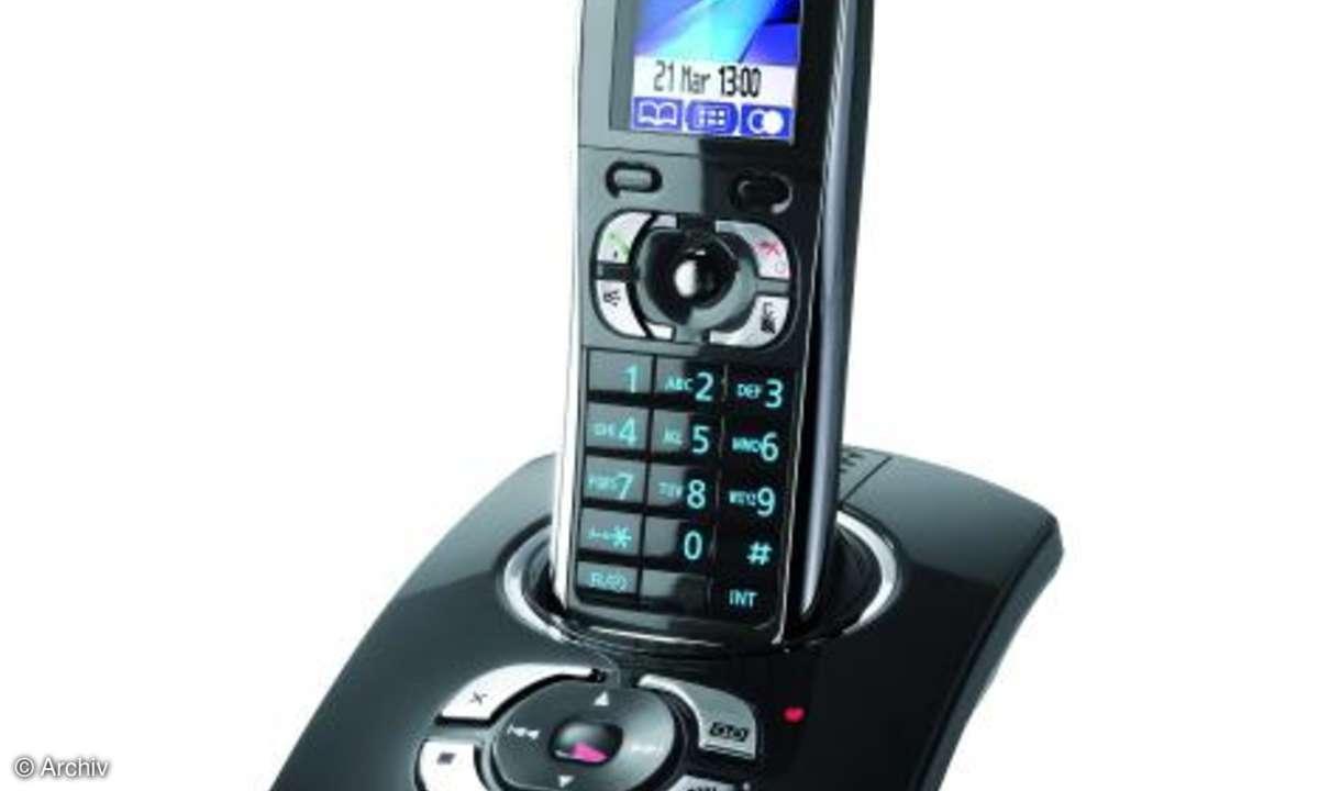 Testbericht Panasonic KX-TG8321